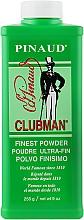 Fragrances, Perfumes, Cosmetics White Finest Body Talc - Clubman Pinaud Finest Talc Ultra-Fin