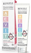 Fragrances, Perfumes, Cosmetics Baby Cream for Poor Weather - Revuele Winter Care Aevit Baby Crem