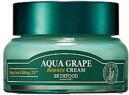 Fragrances, Perfumes, Cosmetics Face Cream - SkinFood Aqua Grape Bounce Cream