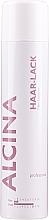 "Fragrances, Perfumes, Cosmetics Aerosol Hair Spray ""Extra Strong Hold"" - Alcina PROF Haar-Lack Aerosol"