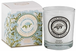 Fragrances, Perfumes, Cosmetics Panier Des Sens Sea Fennel - Scented Candle