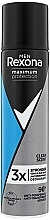 Fragrances, Perfumes, Cosmetics Spray Deodorant for Men - Rexona Men Maximum Protection Clean Scent