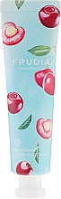 Fragrances, Perfumes, Cosmetics Nourishing Hand Cream with Cherry Extract - Frudia My Orchard Cherry Hand Cream