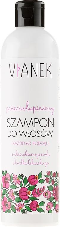 Anti-Dandruff Hair Shampoo - Vianek Anti-Dandruff Shampoo