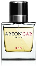 Fragrances, Perfumes, Cosmetics Car Air Freshener - Areon Luxury Car Perfume Long Lasting Red
