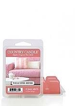 Fragrances, Perfumes, Cosmetics Scented Wax - Country Candle Welcome Home Wax Melt