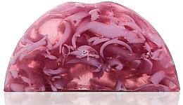 "Fragrances, Perfumes, Cosmetics Glycerin Soap ""Lilac"" - Bulgarian Rose Rose Fantasy Glycerine Soap Lilac"