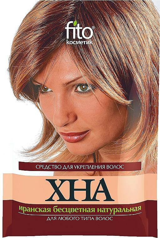 Colorless Iranian Natural Hair Henna - Fito Cosmetic Henna