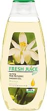 "Fragrances, Perfumes, Cosmetics Shower Oil ""Moringa"" - Fresh Juice Shower Oil Moringa"
