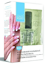 Fragrances, Perfumes, Cosmetics Nail Repairer - Czyste Piekno Regenerator Of Damaged Nails