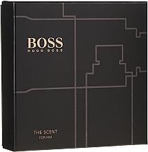 Fragrances, Perfumes, Cosmetics Hugo Boss The Scent - Set (edt/50ml + sh/gel/100ml)