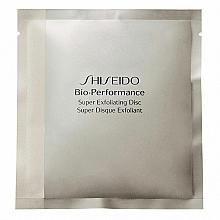 Fragrances, Perfumes, Cosmetics Exfoliating Anti-Aging Disc - Shiseido Bio Performance Super Exfoliating
