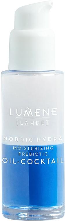 Moisturizing Prebiotic Cocktail - Lumene Nordic Hydra Moisturizing Prebiotic Oil-Cocktail