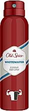 Fragrances, Perfumes, Cosmetics Deodorant Spray - Old Spice Whitewat Deodorant Spray