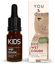 Fragrances, Perfumes, Cosmetics Kids Essential Oil Blend - You & Oil KI Kids-Wet Cough Essential Oil Mixture