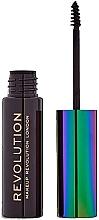 Fragrances, Perfumes, Cosmetics Brow Gel - Makeup Revolution Brow Mascara With Cannabis Sativa
