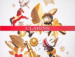 Fragrances, Perfumes, Cosmetics Set - Clarins Super Restorative (cr/50ml + cr/15ml + h/cr/30ml + bag)