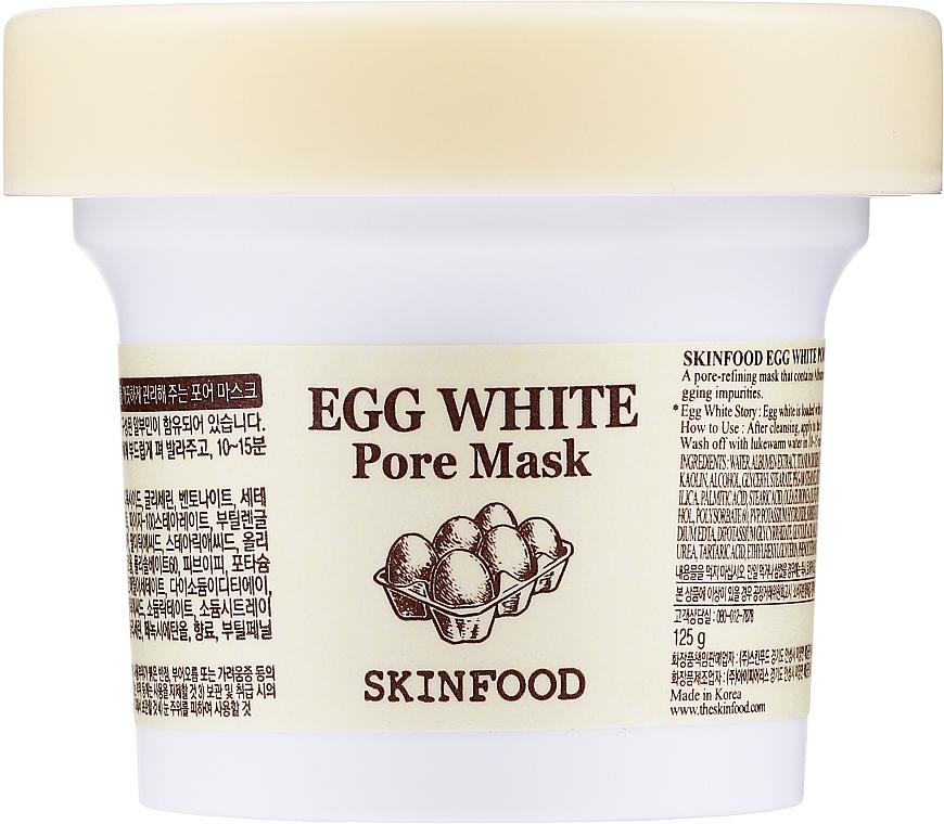 Purifying and Pore Tightening Egg White Face Mask - Skinfood Egg White Pore Mask
