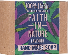 Fragrances, Perfumes, Cosmetics Lavender Hand Soap - Faith In Nature Lavender Soap