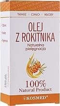 Fragrances, Perfumes, Cosmetics Face, Body & Hair Sea Buckthorn Oil - Kosmed