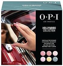 Fragrances, Perfumes, Cosmetics Set - O.P.I Gel Color Hollywood Spring 2021 Add-On Kit #1
