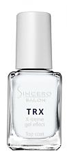 Fragrances, Perfumes, Cosmetics Gel Effect Top Coat - Sincero Salon TRX Gel Effect Top Coat