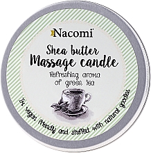 Fragrances, Perfumes, Cosmetics Shea Butter Massage Candle - Nacomi Shea Butter Massage Candle