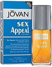Fragrances, Perfumes, Cosmetics Jovan Sex Appeal - Eau de Cologne