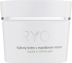 Nourishing Almond Cream - Ryor Face Care — photo N2