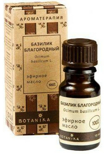Basil Essential Oil - Botavikos