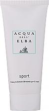 Fragrances, Perfumes, Cosmetics Acqua Dell Elba Sport - Body Cream