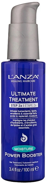 Active Moisturizing Booster - L'Anza Ultimate Treatment Moisture Power Booster