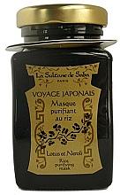 Fragrances, Perfumes, Cosmetics Face Mask - La Sultane De Saba Rice Powder Purifying Rice Mask