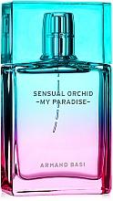 Fragrances, Perfumes, Cosmetics Armand Basi Sensual Orchid My Paradise - Eau de Toilette