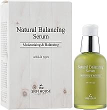 Fragrances, Perfumes, Cosmetics Skin Balancing Serum - The Skin House Natural Balancing Serum