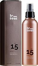 Fragrances, Perfumes, Cosmetics Sunscreen Body Spray - Le Tout Sun Protect Body Spray SPF 15