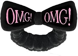 Fragrances, Perfumes, Cosmetics Cosmetic Hair Band, black - Double Dare OMG! Black Hair Band