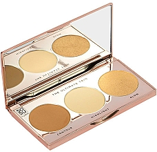 Fragrances, Perfumes, Cosmetics Facial Makeup Palette - Sosu by SJ The Ultimate Trio