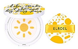 Fragrances, Perfumes, Cosmetics Sun Cushion - Elroel Pang Pang Big Sun Cushion SPF 50+