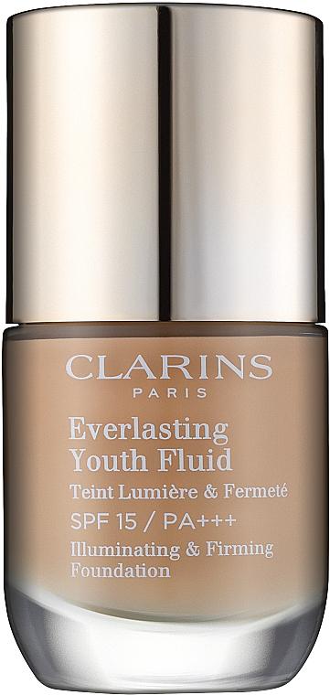Rejuvenating Long-Lasting Fluid Foundation SPF 15 - Clarins Everlasting Youth Fluid