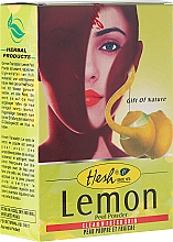 Fragrances, Perfumes, Cosmetics Toning Face Mask - Hesh Lemon Peel Powder