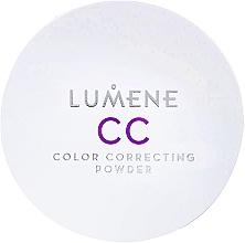 Fragrances, Perfumes, Cosmetics CC Powder - Lumene CC Color Correcting Powder