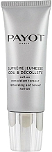 Fragrances, Perfumes, Cosmetics Neck & Decollete Roll-On - Payot Supreme Jeunesse Remodeling And Tensor Roll-On