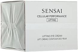 Fragrances, Perfumes, Cosmetics Repair Concentrate - Kanebo Sensai Cellular Performance Lifting Eye Cream