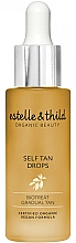 Fragrances, Perfumes, Cosmetics Self Tan Drops - Estelle & Thild BioTreat Self Tan Drops
