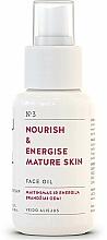 "Fragrances, Perfumes, Cosmetics Face Oil ""Nourish & Energise"" - You & Oil Nourish & Energise Mature Skin Face Oil"