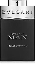 Fragrances, Perfumes, Cosmetics Bvlgari Man Black Cologne - Eau de Toilette