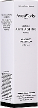 Fragrances, Perfumes, Cosmetics Absolute Face Serum - AromaWorks Absolute Face Serum