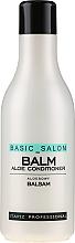 Fragrances, Perfumes, Cosmetics Hair Balm - Stapiz Professional Basic Salon Aloe Conditioner Balm