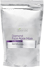 Fragrances, Perfumes, Cosmetics Diamond Algae Mask - Bielenda Professional Diamond Face Algae Mask (refill)